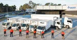 refrigerated transport brisbane