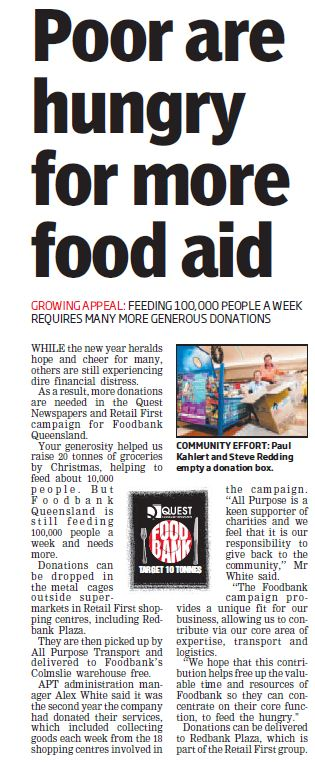 Foodbank-South-West-Quest-Newspaper-Article-4.1.12